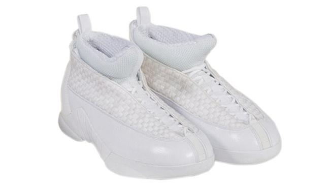 Kobe Air Jordan 15 White