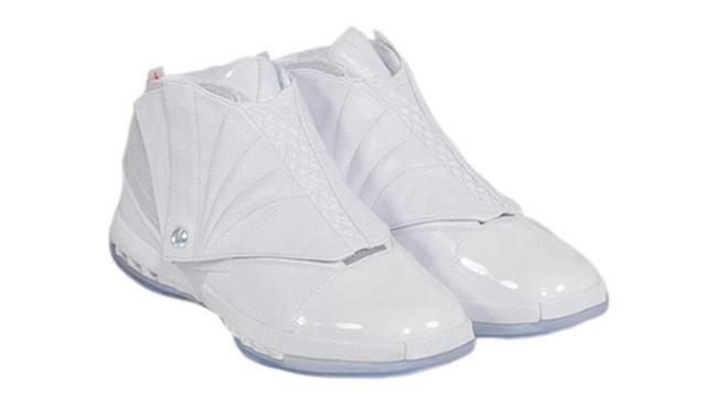 Kobe Air Jordan 16 White