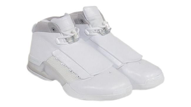 Kobe Air Jordan 17 White