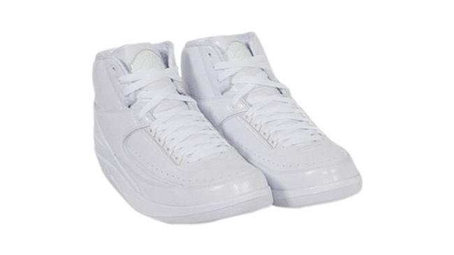 Kobe Air Jordan 2 White