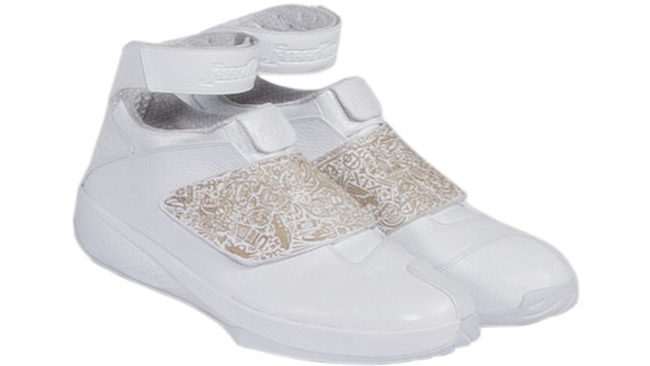 Kobe Air Jordan 20 White
