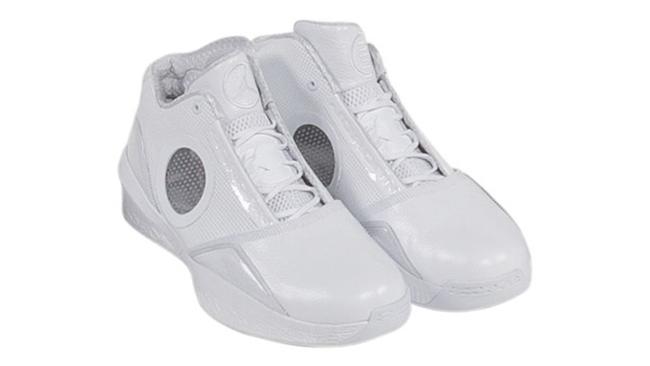Kobe Air Jordan 2010 White