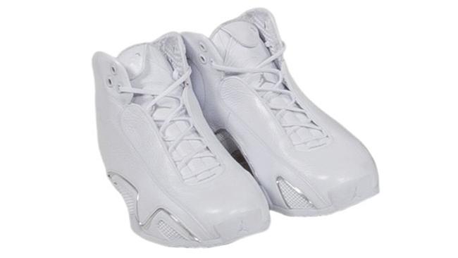 Kobe Air Jordan 21 White