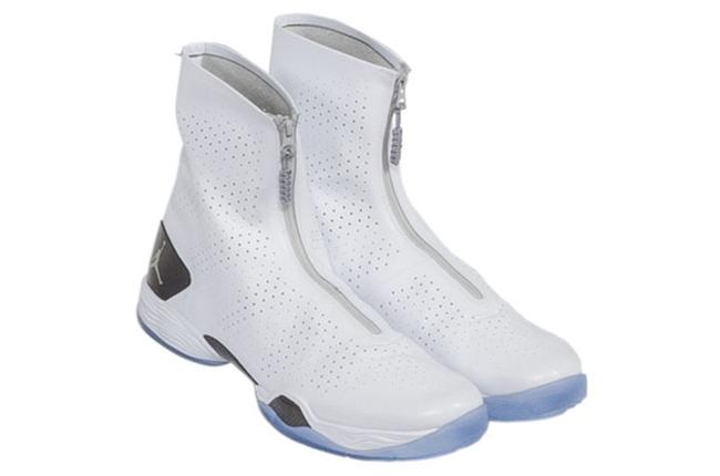 Kobe Air Jordan 28 White