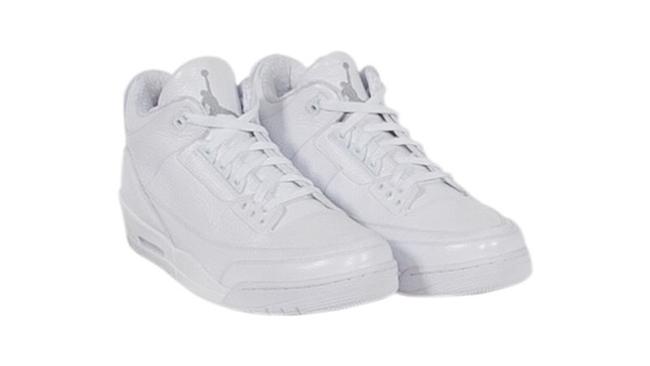 Kobe Air Jordan 3 White