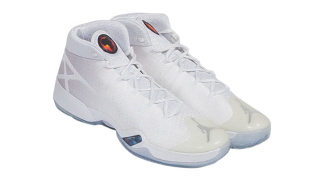 Kobe Air Jordan 30 White