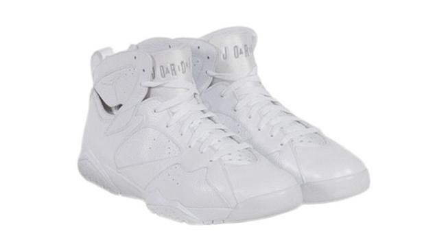 Kobe Air Jordan 7 White
