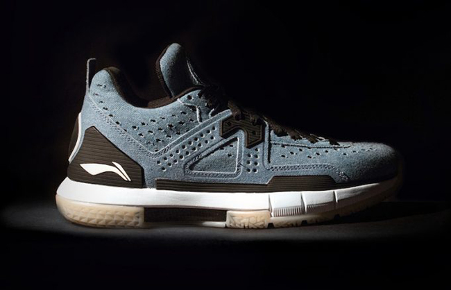 Li-Ning Way of Wade 5 Denim Release Date