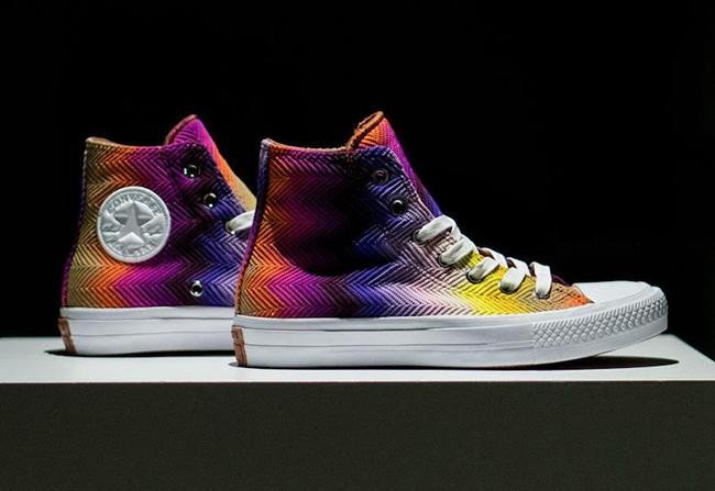 Missoni Converse Chuck Taylor All-Star Multicolor