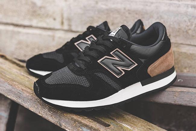 New Balance 770 Brown Heel Pack