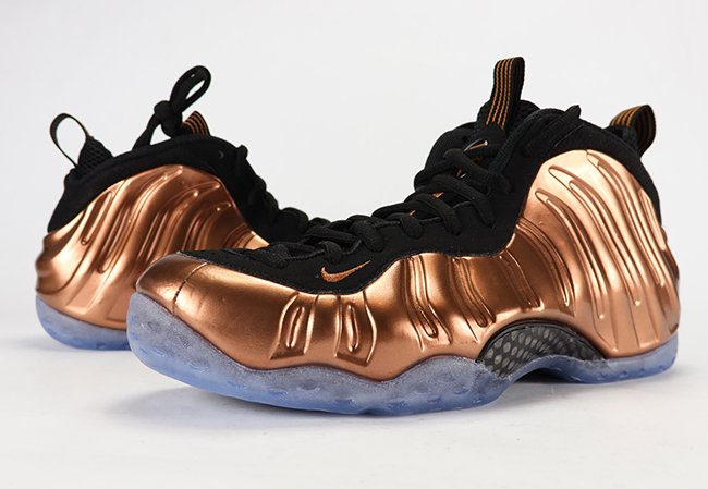 80a27cf0bdf36 Nike Air Foamposite One Copper 2017 Release Details