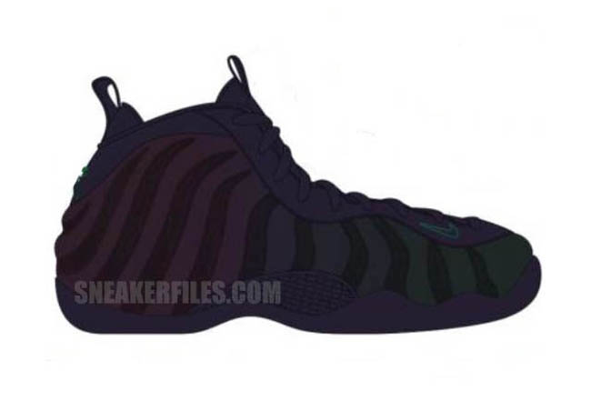 Nike Air Foamposite One Invisibility Cloak Release Date