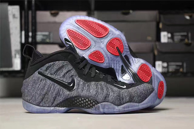 Nike Air Foamposite Pro Tech Fleece Release Date