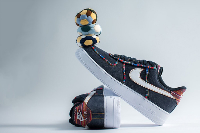 Nike Air Force 1 Low 07 LV8 Hacky Sack