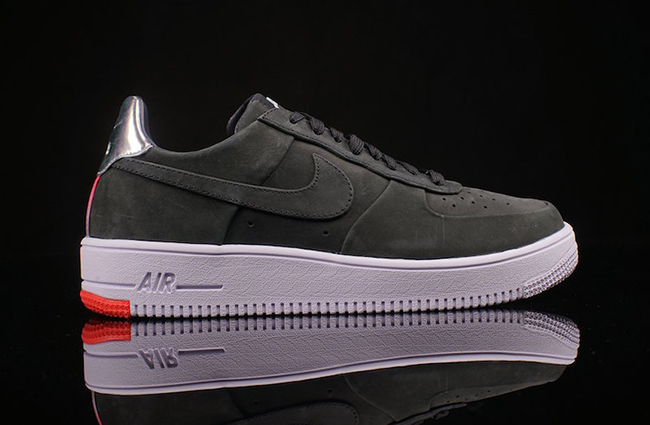 Nike Air Force 1 UltraForce FC CR7 Chrome Heel