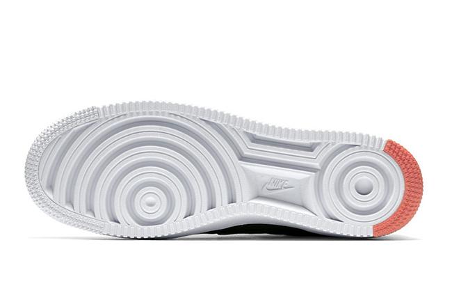Nike Air Force 1 UltraForce FC CR7 Chrome Heel