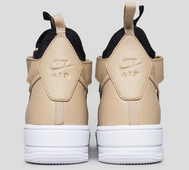 Nike Air Force 1 UltraForce Mid Vachetta Tan