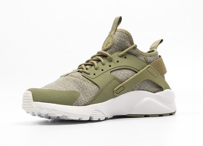Nike Huarache Ultra Military Green | Nike air huarache ultra