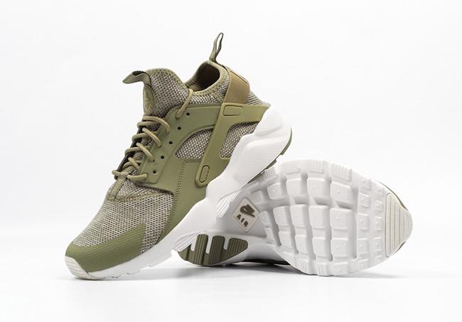 Nike Air Huarache Run Ultra Premium Olive
