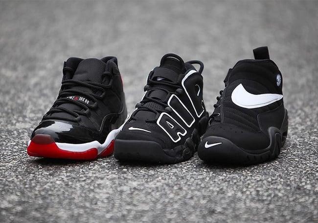 Nike Air Jordan 96 Finals Pack
