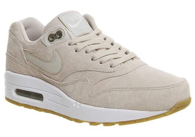 Nike Air Max 1 Oatmeal Suede