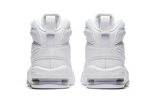 Nike Air Max 2 Uptempo 94 Triple White Release Date