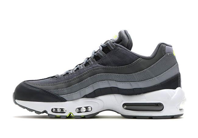 Nike Air Max 95 Anthracite Volt Dark Grey
