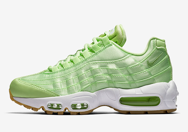new styles 729e3 76ae7 ... Nike Air Max 95 Liquid Lime Release Date ...