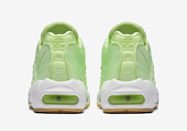 Nike Air Max 95 Liquid Lime White Gum