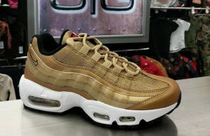 Nike Air Max 95 Metallic Gold Release Date