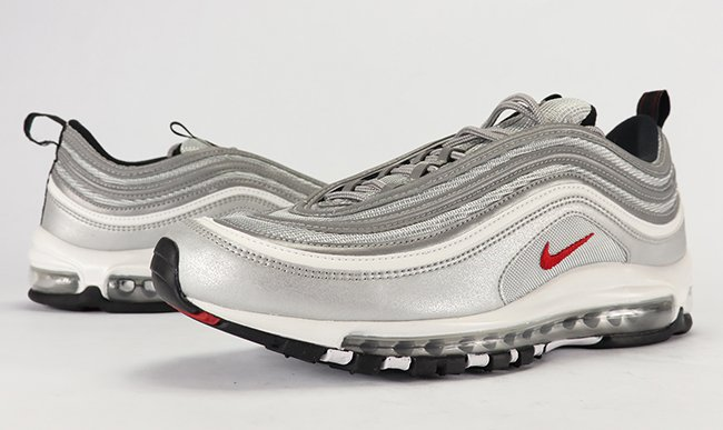 Nike Air Max 97 Silver Bullet 2017 Review On Feet