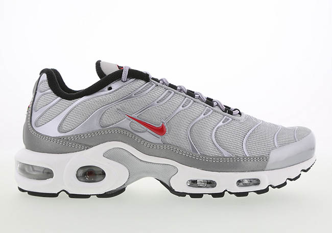 Nike Air Max Plus Silver Bullet Release Date