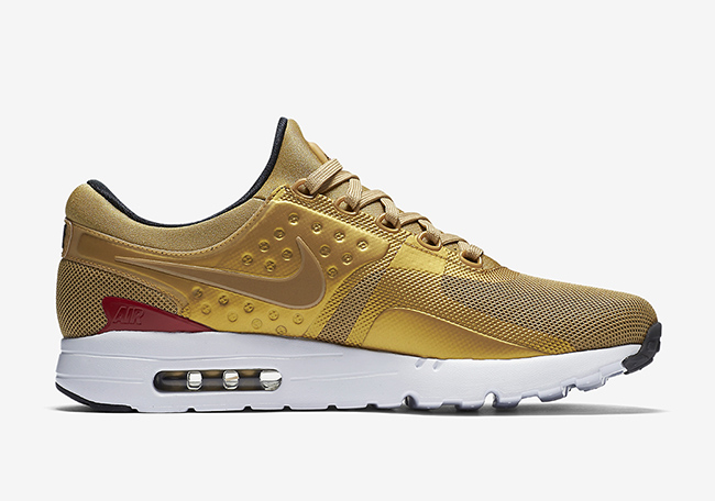 Nike Air Max Zero Metallic Gold Release Date