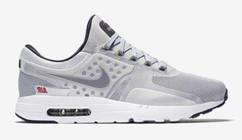 Nike Air Max Zero Silver Bullet