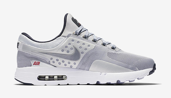 Nike Air Max Zero Silver Bullet Release Date