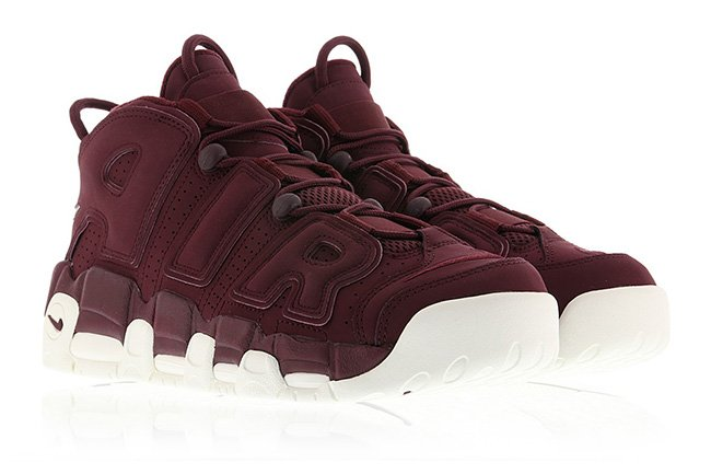 Nike Air More Uptempo Bordeaux Release Date