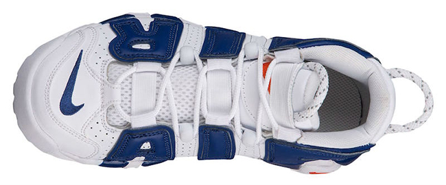 Nike Air More Uptempo Knicks Release Date