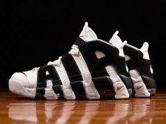 Nike Air More Uptempo Scottie Pippen PE White Black Red