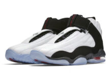 Nike Air Penny 4 True Red White Black
