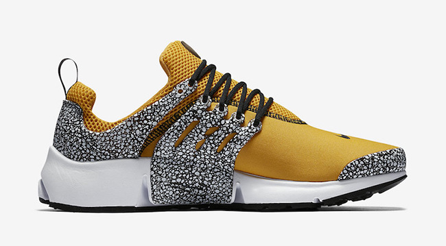 Nike Air Presto Gold Safari Release Date