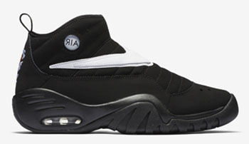 Nike Air Shake NDestrukt OG Black White