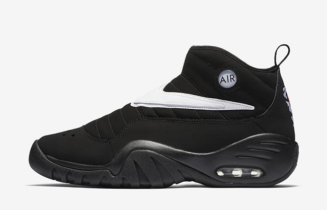 Nike Air Shake Ndestrukt OG Black White Release Date