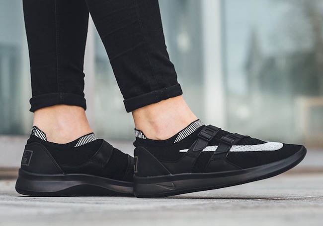 Nike Air Sock Racer Flyknit Black Sail