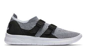 Nike Air Sock Racer Ultra Flyknit Black White