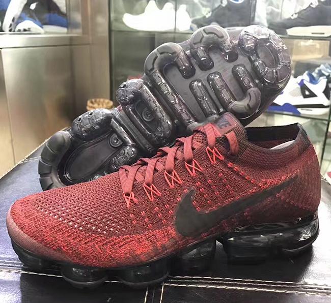 8c9b712eb952 Nike Air VaporMax  Dark Team Red  Debuts This Summer via Brian Betschart