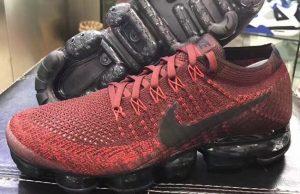 Nike Air VaporMax Dark Team Red Release Date