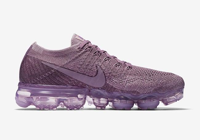 Nike Air VaporMax Violet Dust Release
