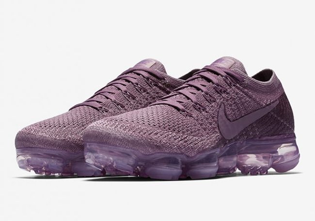Nike Air Vapormax Violet Dust 849557 500 Release Date