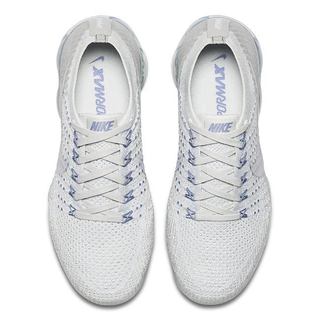 Nike Air VaporMax White Blue