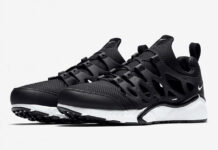 Nike Air Zoom Chalapuka Black White Release Date